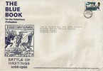 1966 Battle of Hastings, Hoechst Pharmaceuticals Ltd. FDC, 6d ordinary stamp only, Hastings Sussex FDI