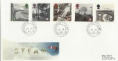 1994 Age of Steam North Eastern TPO Night Up cds Royal Mail FDC