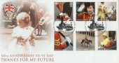 2005 Trooping the Colour Scott Official FDC