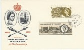 1965 700th Anniversary of Parliament (Ordinary) FDC