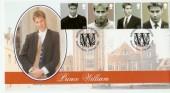 2003 Prince William,  Bradbury Sovereign Series Cover No.31 Official FDC, Birthday Celebrations, Windsor Berkshire H/S