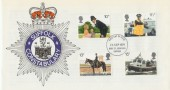 1979 Police Suffolk Constabulary Special FDC Bury St.Edmunds FDI