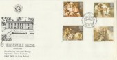 1985 Arthurian Legend Rotary Club of Camelford Special FDC
