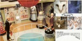 2000 Above & Beyond Dalek Invasion Earth Cambridge Official FDC