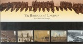 2002 The Bridges of London Presentation Pack