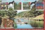 1997 Post Offices GBFDC GB8 Official Beddgelert FDC
