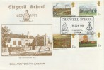 1979 Horse Racing Chigwell School Official FDC