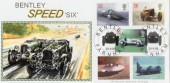1998 Speed H D Macintyre Official Bentley FDC