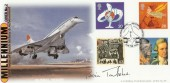1999 Travellers' Tale Bradbury LFDC 167 Official FDC, signed by Brian Trubshaw