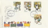 1979 Year of the Child PO FDC Oxford FDI.(Lewis Carroll)