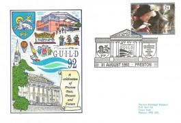 1992 Preston Guild 92 Cover, Guild 92 A Celebration of Preston Past Present and Future Preston H/S