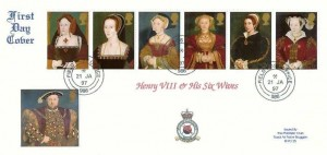 1997 The Great Tudor, RAF Bruggen FDC, Field Post Office 986 cds