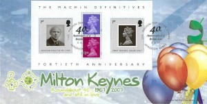 2007 Machin Anniversary Miniature Sheet, Bletchley Park FDC, The Machin Definitive Stamps 40th Anniversary of a British Icon Windsor Berks.H/S