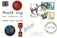 1966 World Cup Football, Connoisseur FDC, Wembley Middx. FDI, Signed by Alf Ramsey England Manager
