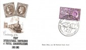1963 Paris Postal Conference Ordinary Set. PTS FDC. Dover Packet Service Tercentenary H/S
