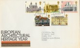 1975 European Architectral Heritage Year FDC London SE1 FDI