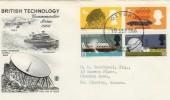 1966 British Technology Oxford FDI Car Industry Ordinary FDC
