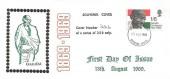 1969 Gandhi Superia Stamp Company Hove FDC Brighton Sussex FDI