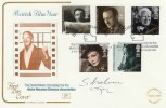 1985 British Film Year, Cotswold Official FDC, Signed by Topol
