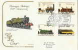 1975 Stockton & Darlington Railway, Cotswold Dart Valley Railway Official FDC