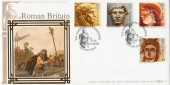 1993 Roman Britain, White Cliffs Experience Dover Benham Official L36 FDC