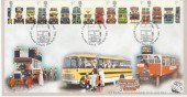2001 Buses, Bradbury Sovereign 5 Official FDC