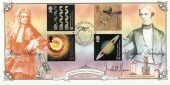 1999 Scientists' Tale, Bradbury Victorian Print Offical FDC, Signed by Judith Hann