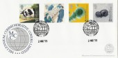 1999 Patients' Tale, Millennium Commemorative Covers Ltd Official FDC