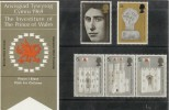 1969 The Investiture of the Prince of Wales, Welsh Presentation Pack