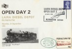 1972 Open Day 2 Laira Diesel Depot Plymouth Devon Cover