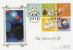 2003 DNA: The Secret of Life Official Westminster FDC