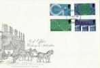 1969 Post Office Technology, Special Taunton Commemorative FDC, Taunton FDI