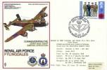 1971 General Anniversaries, RAF Fylingdales Royal Aero Club Official FDC, 70th Anniversary of the Royal Aero Club British Forces 1170 Postal Service H/S