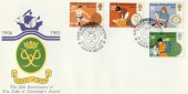 1981 Duke of Edinburgh Awards, Official Devon Duke of Edinburgh Awards Scheme FDC