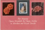 1980 Queen Mother's 80th Birthday, Aberdeen Presentation Pack