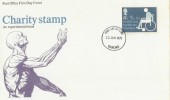 1975 Charity PO FDC, with Oxford FDI OXFAM