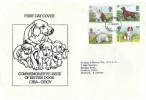 1979 Dogs, Special CIBA-GEIGY FDC, Paddington W2 FDI