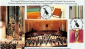1999 Artists' Tale, Phil Sheridan, Liverpool Philharmonic Orchestra Official FDC