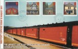 1997 Post Offices, GBFDC Special Penzance-Bristol TPO FDC, Scarce