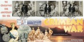 2004 Crimean War, GBFDC No.17 Official FDC, 150th Anniversary of the Crimean War Inkerman Road London NW5 H/S