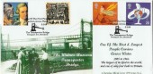 1999 Travellers' Tale, Widnes & Runcorn Transporter Bridge, Sheridan Official FDC