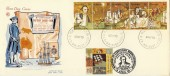 1970 Australian Captain Cook FDC, Doubled in 1999 Marton in Cleveland H/S