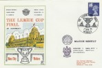 1974 League Cup Final, Manchester City v Wolves at Wembley Football Cover