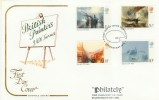 1975 Turner, Cotswold FDC, First Day of Issue London WC H/S