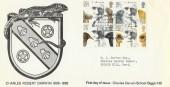 1982 Charles Darwin, Charles Darwin School Biggin Hill, Special FDC. Scarce