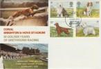 1979 Dogs, Special Brighton & Hove Coral Stadium Cover,  Brighton FDI