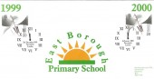 1999 - 2000 Millennium East Borough Primary School Cover