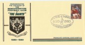 1980 Sporting Anniversaries Centenary of the Northampton Saints FDC