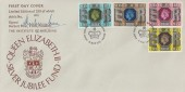 1977 Silver Jubilee, Institute of Building Special FDC, Signed by President