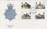 1979 Police, Lincolnshire Police Special FDC, Lincoln FDI